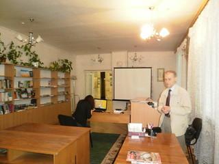 Зустріч з київським істориком 23.05.17 ім. А. Головка