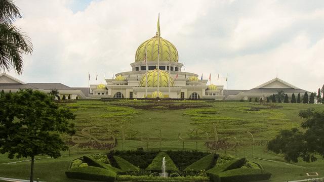 華麗な宮殿