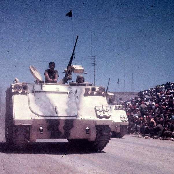M113-parade-1968-idfa-1