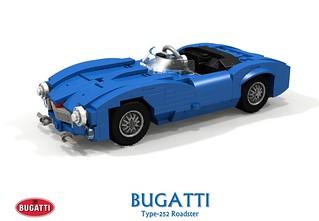 Bugatti Type-252 Roadster (1957)