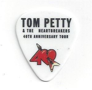 tom petty the heartbreakers 40th anniversary tour guitar. Black Bedroom Furniture Sets. Home Design Ideas