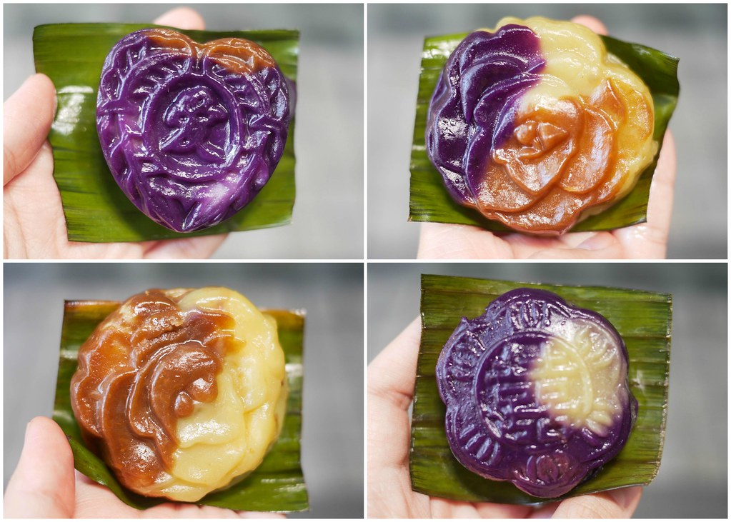 Kueh Ho Jiak Collage