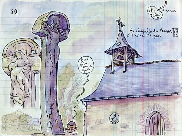 la chapelle du louya