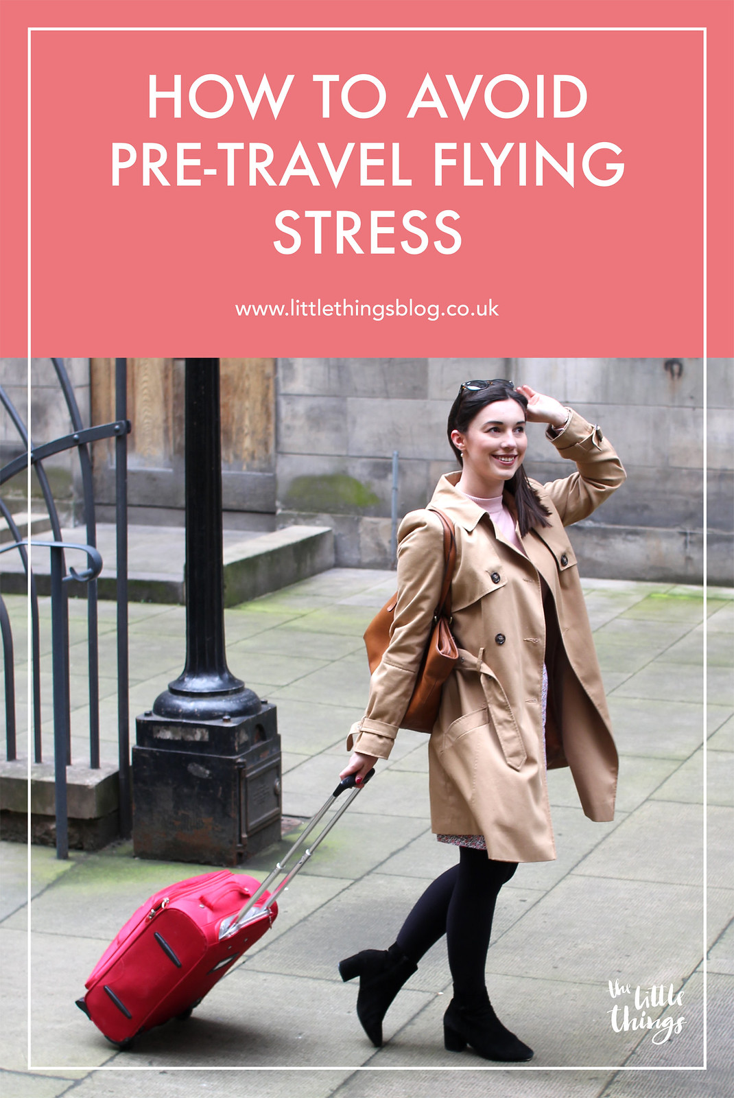 How to avoid pre-travel flying stress travel blogger