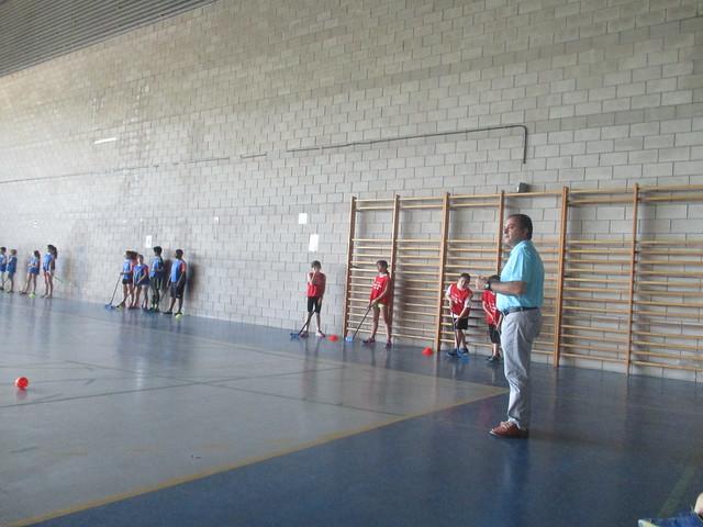 Encuentros Deportivos 5º - Tercer Trimestre - Curso 16/17