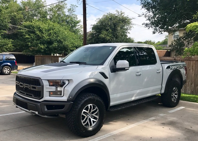 Ford F-150 2017 SVT Raptor