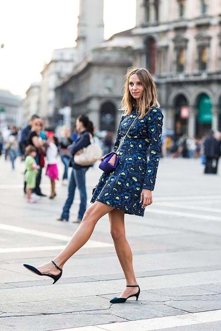 Sunday's Inspiration: How To Wear Kitten Heels | BeSugarandSpice ...