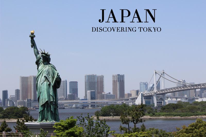 Japan Discovering Tokyo nieuw