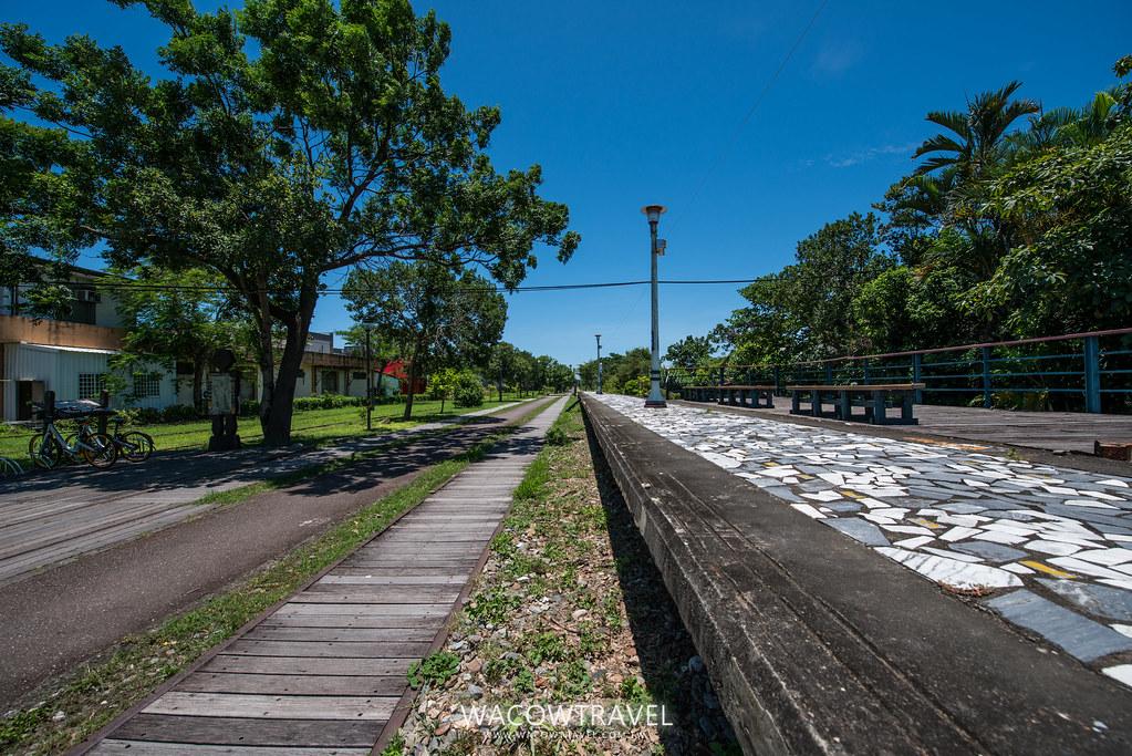 山海鐵馬道-馬蘭車站
