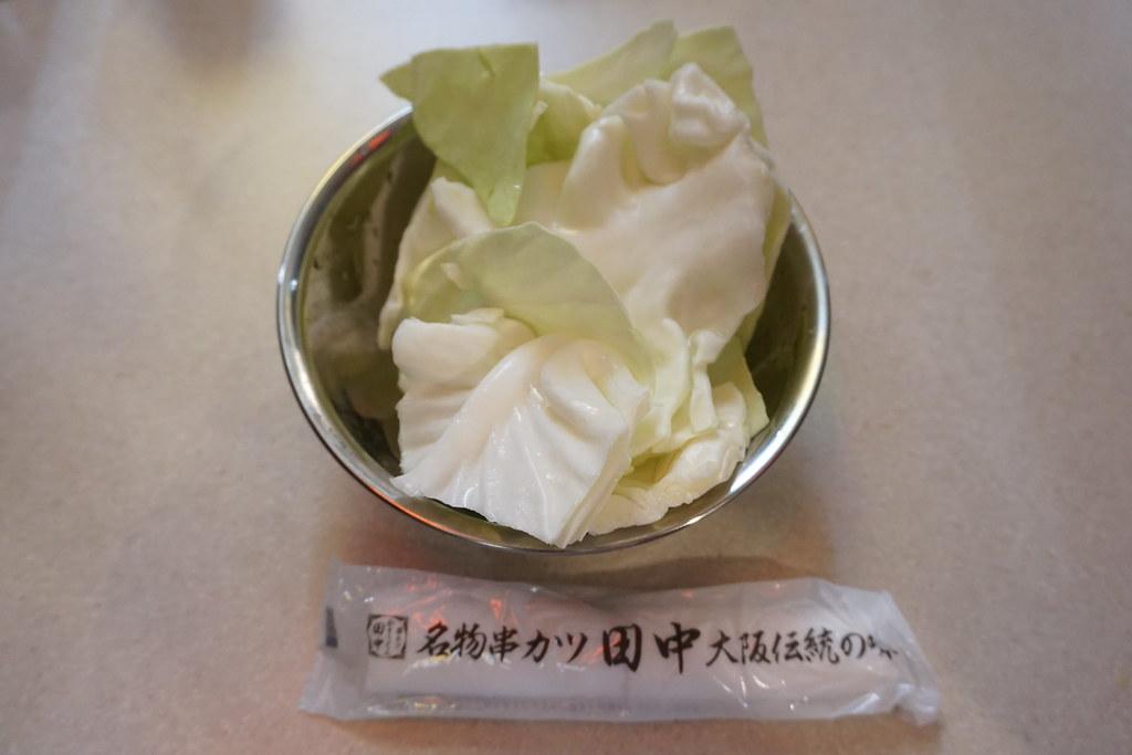 串カツ田中(練馬)