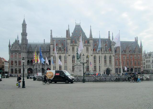 Square in Bruges