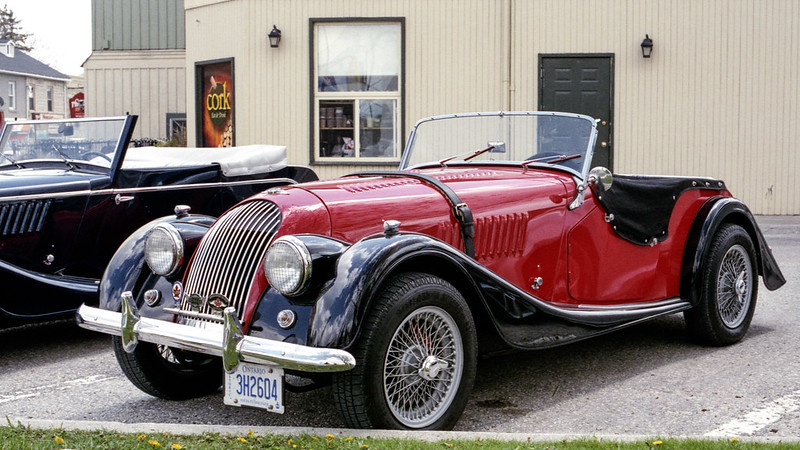 Morgan Plus 4 II