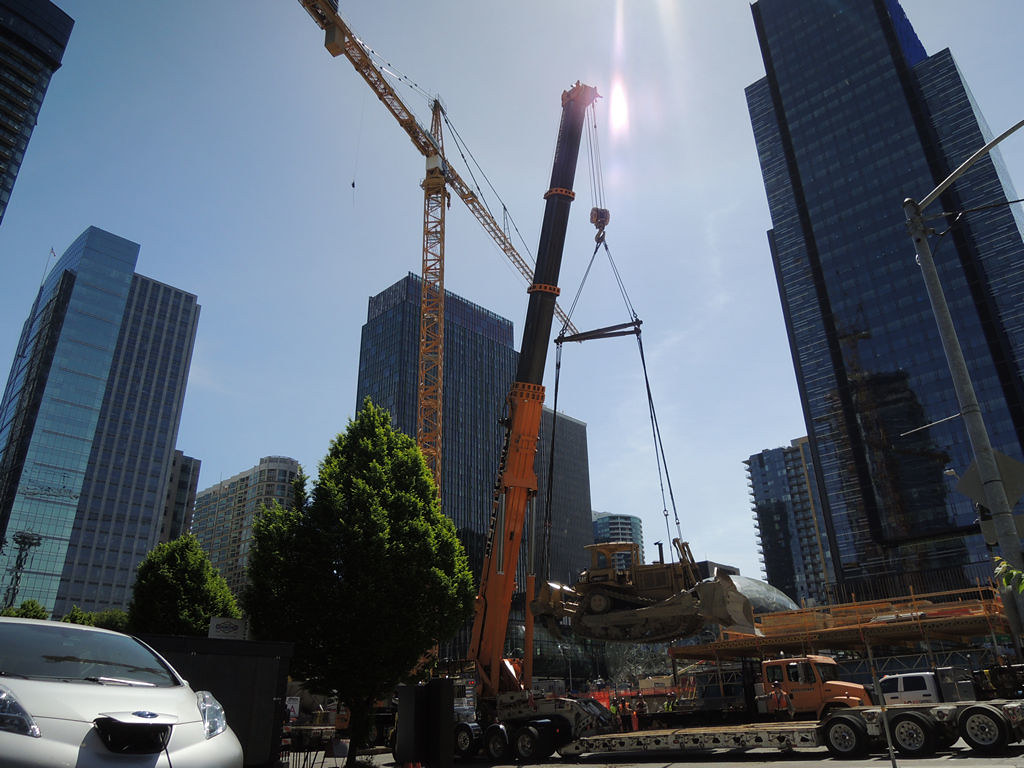 SEATTLE | Three Amazon Towers (6th/Blanchard/8th/Lenora/7th