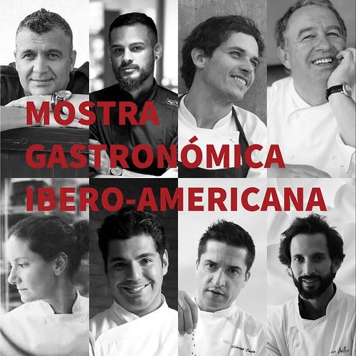 Mostra gastronómica Iberoamericana