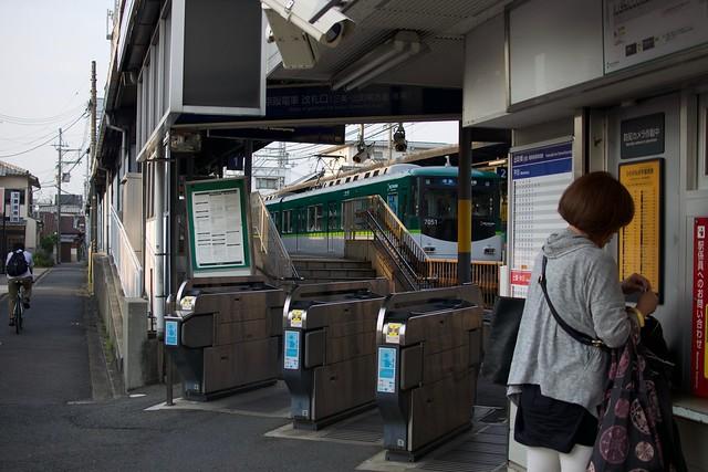 京阪・墨染駅
