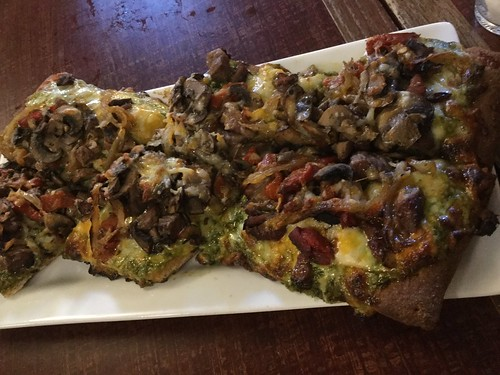 Churrasco flatbread