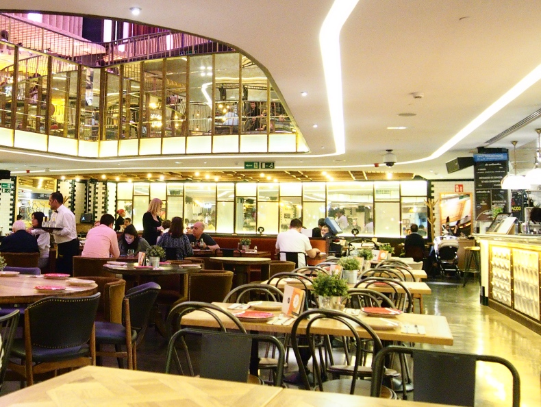 Madrid food guide, Platea