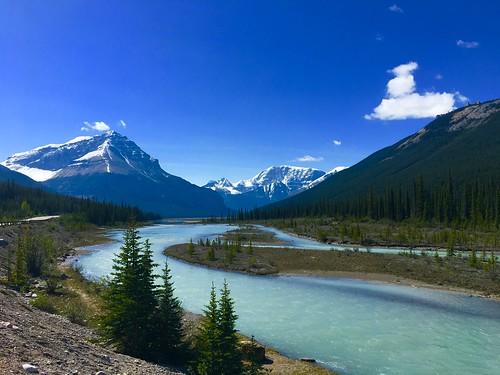 Athabaska Pass. Alberta. Canada
