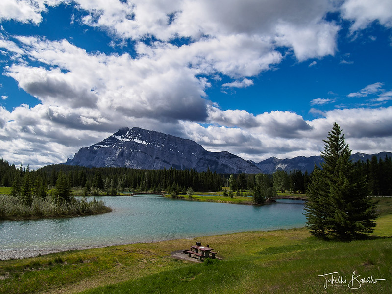 Mt, Rundle