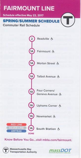 Fairmount Line May 2017