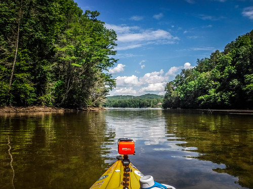 Lake Keowee and Estatoe Creek-79