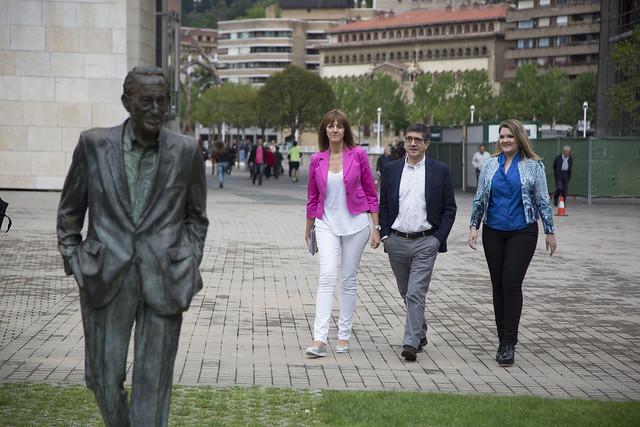 Mitin fin de campaña en Bilbao