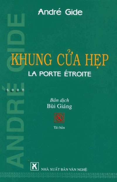 Khung Cửa Hẹp - André Gide
