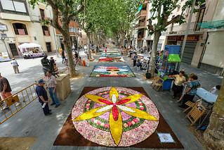 26, 27 i 28-05-17 Festes de barri Centre i Vinyets - Molí Vell Capvuitada