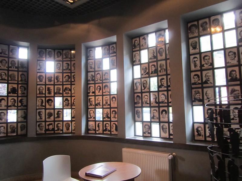 Los rostros de la lista de Schindler