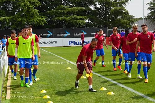 Atlético de Madrid B vs Gimnástica Torrelavega