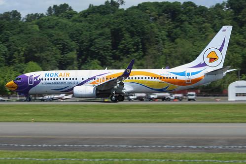 Boeing 737-88L(WL) Nok Air HS-DBY LN6426
