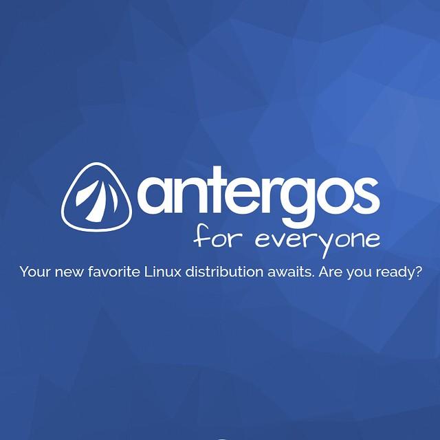 Antergos ลูกหลานลินุกซ์ Arch [สำหรับคนชอบอะไรง่ายๆ สวยๆ]