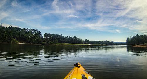 Lake Keowee and Estatoe Creek-3