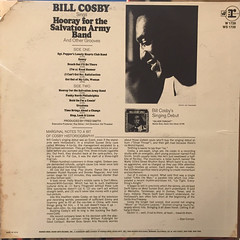 BILL COSBY:HOORAY FOR THE SALVATION ARMY BAND(JACKET B)
