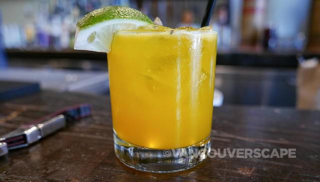 TUC Craft Kitchen/Turmeric Margarita