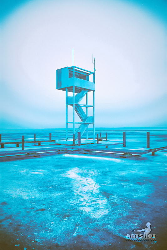 Watchtower Of Water Rescue