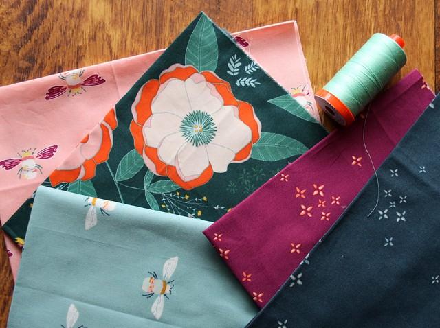 Week 18 Fabrics