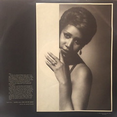 ARETHA FRANKLY:LOVE ALL THE HURT AWAY(INNER 1)