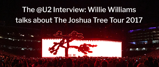 @U2 interview: Willie Williams