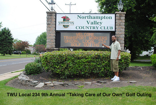 "9th Annual ""Taking Care of Our Own"" Golf Outing"