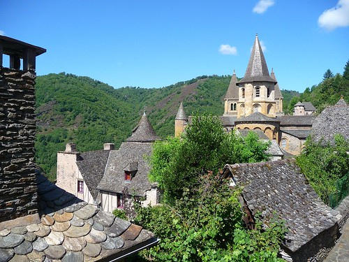 Explore the medieval village of Conques. From How to Plan the Perfect Trip to France's Occitanie Region