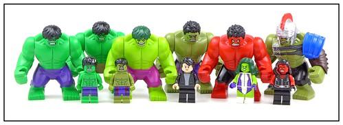LEGO Marvel Superheroes Hulk 2017 01