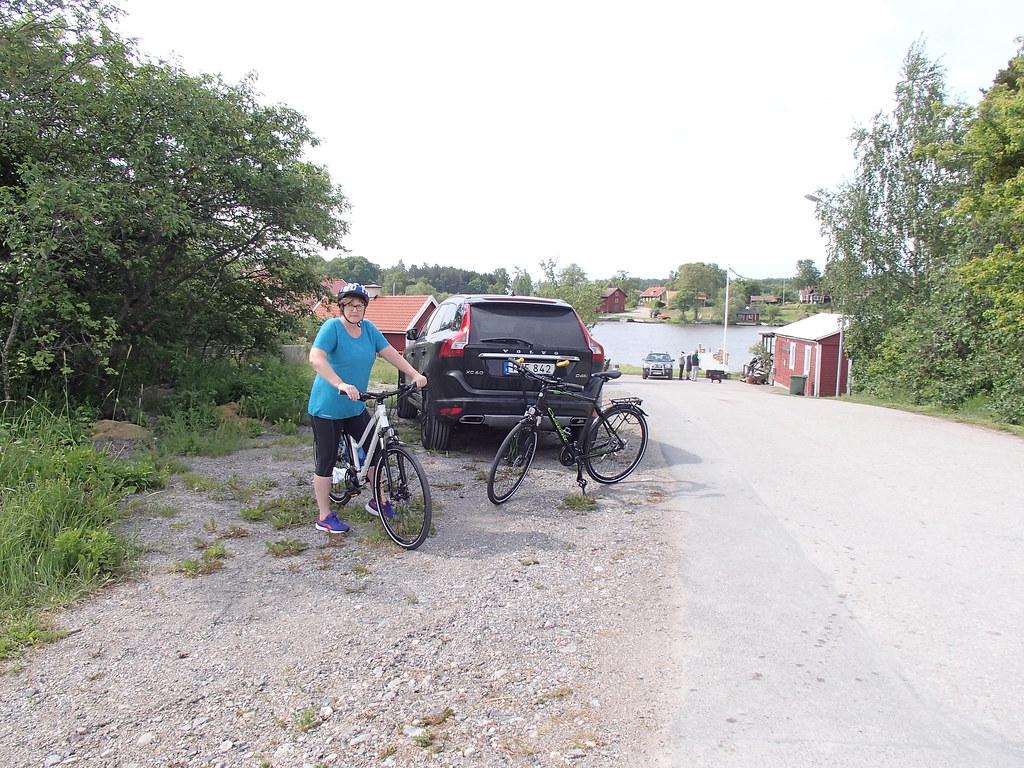 Dags för start med nya cyklar