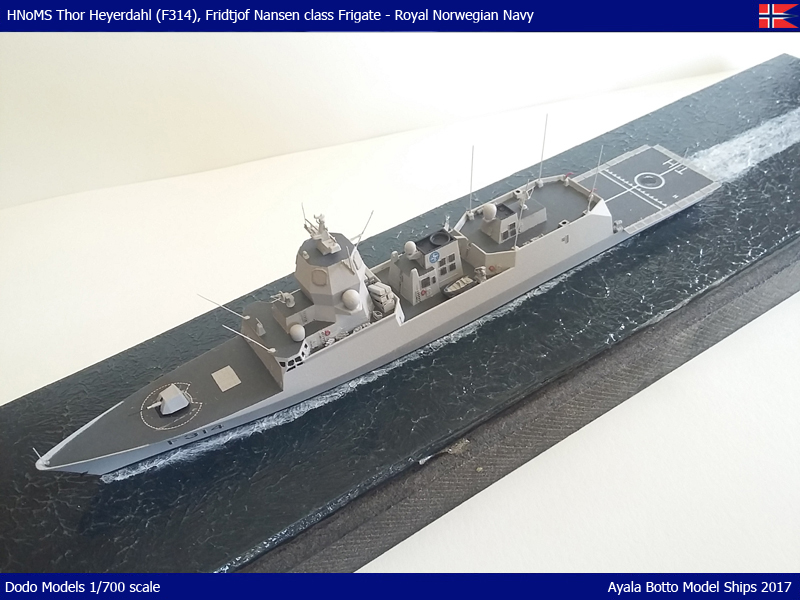 Frégate HNoMS Fridtjof Nansen F310, Dodo Models 1/700 35204150766_9e680fd7f9_o