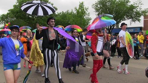 Edmonton Pride Parade 2017
