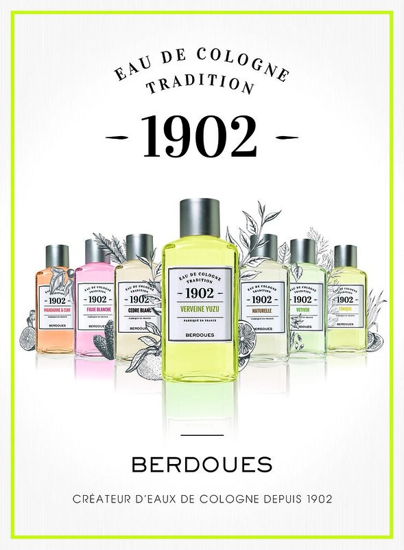 fresh fragrances by 1902