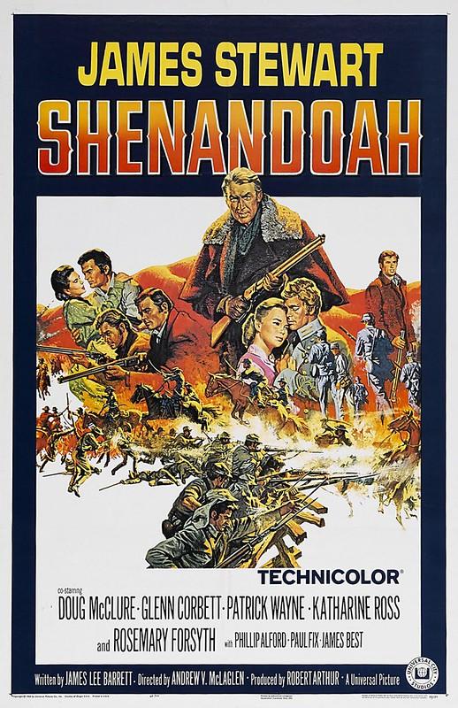 Shenandoah - Poster 1