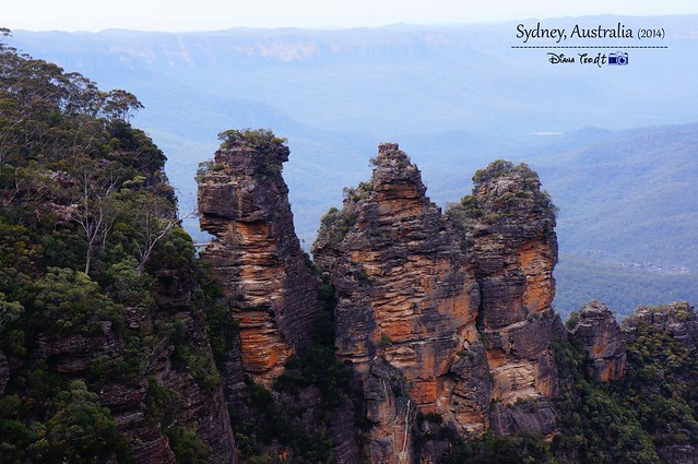 Day 3 - Blue Mountains Three Sisters 3 Sisters Echo Point Katoomba