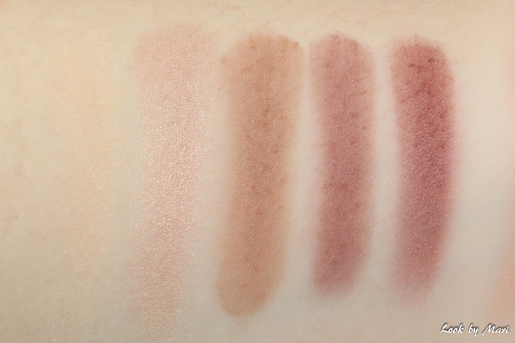 11 bh cosmetics carli bybel luomiväri paletti sävyt värit kädellä kokemuksia