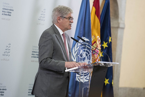 Conferencia internacional sobre víctimas de violencia étnica y religiosa en Oriente Medio